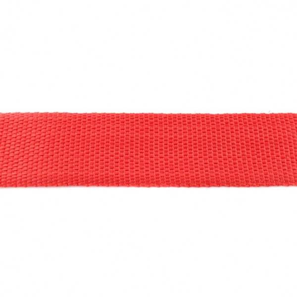 Bilde av Gjordebånd, 38 mm, rød