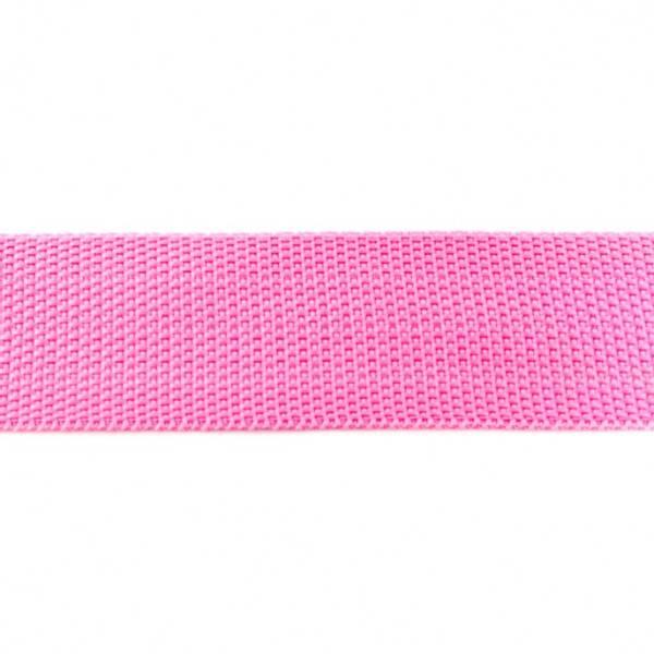 Bilde av Gjordebånd, 38 mm, rosa