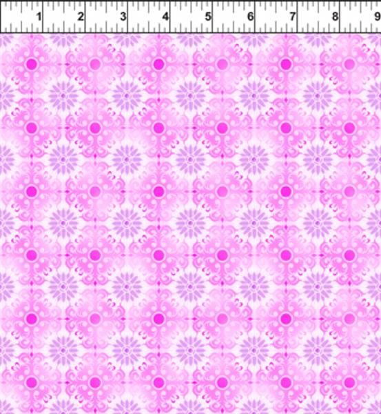 Bilde av Treasures of Nature - rosa mønstret