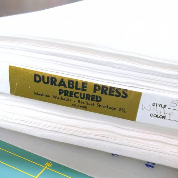 Bilde av Vevd tynn innlegg uten lim - Durable Press precured