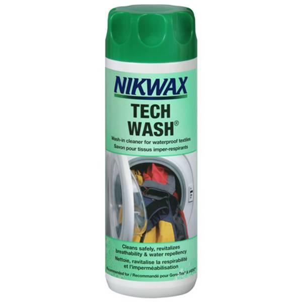 Bilde av Nikwax - TechWash vaskemiddel, 300 ml