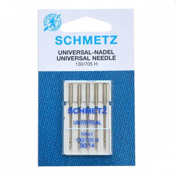 Bilde av Schmetz symaskinnål - 5 st Universal 90/14