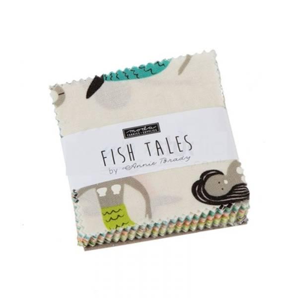 Bilde av Mini Charm - Fish Tales