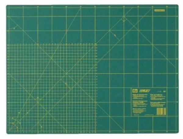 Bilde av OLFA Skjærematte - kuttematte 45x60 cm, grønn