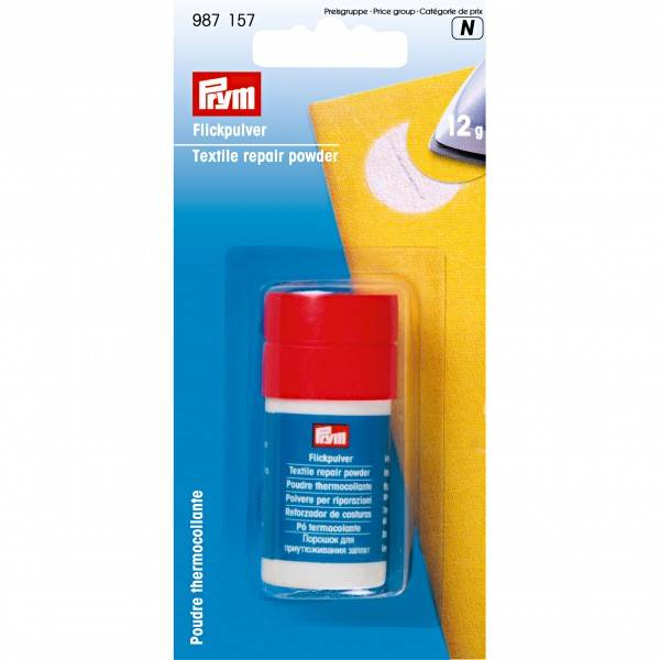 Bilde av Prym - Tekstil pulver - lim/ pulverlim