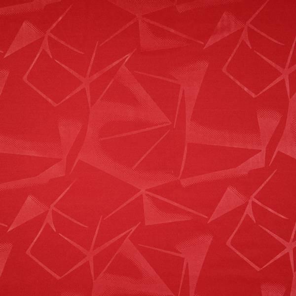 Bilde av Funksjonsjersey - sportjersey, rød, grafisk mønster