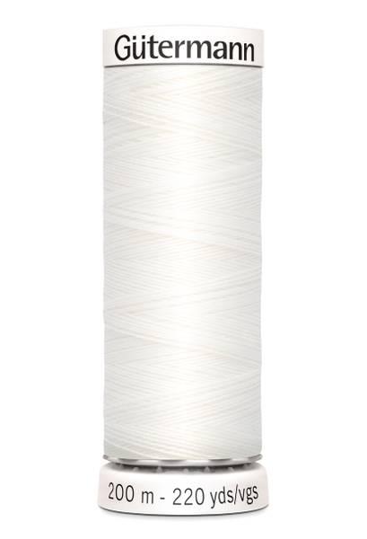 Bilde av Sytråd Gütermann 200 m polyester - fv. 800