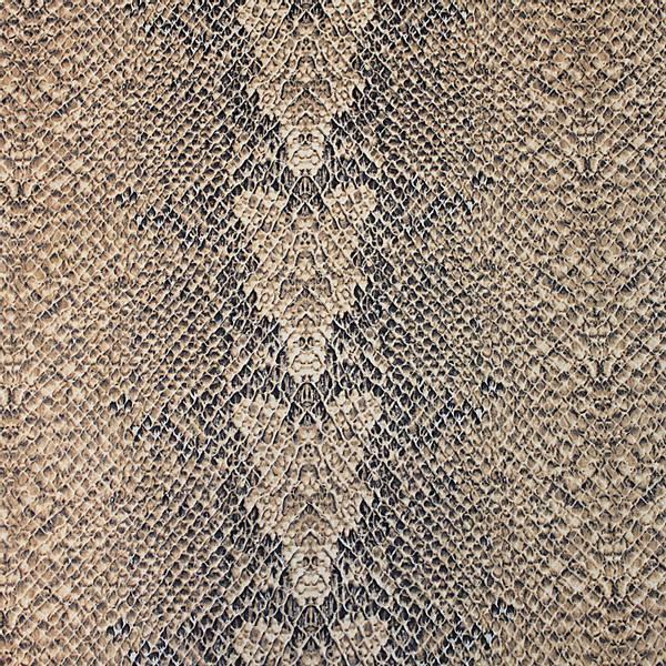 Bilde av Dyreprint beige/brun/svart slange, 0,5-0,8 cm flekker
