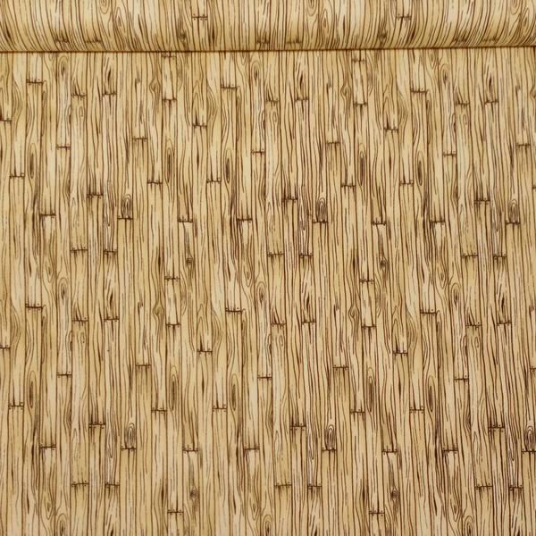 Bilde av Tregulv - lys brun/beige, 1cm bred