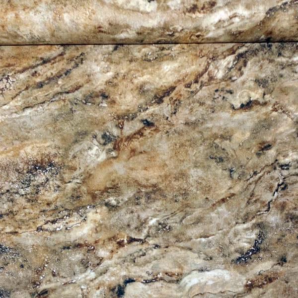 Bilde av Stein - lys brun/varm grå marmorert
