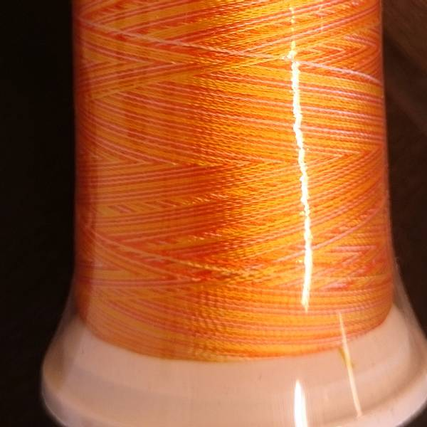 Bilde av R55 - oransje-gul-hvit