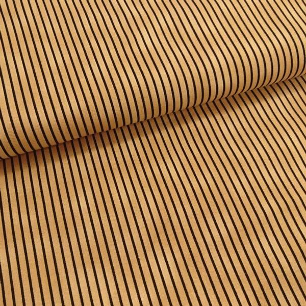 Bilde av Striper - 1,5 mm sorte, 4 mm sandfargete striper