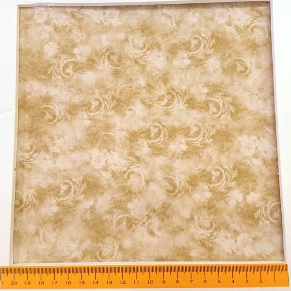 Bilde av Lysbeige 2 cm mønster