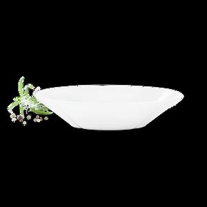 Bilde av  Rosendahl Grand Cru Dyp tallerken Hvit, Ø 19 cm