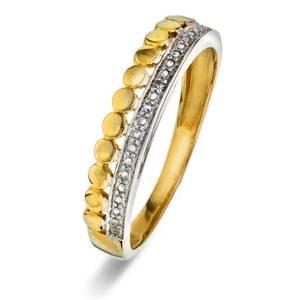 Bilde av Ring i gull med diamant 0,004 ct WP 52841