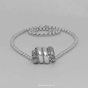 Bilde av Skjervøykongen Smykke Sølv