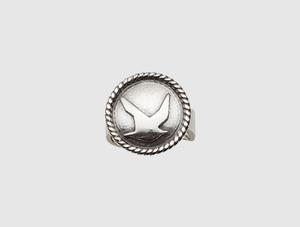 Bilde av Kystsølv Ring, oksidert