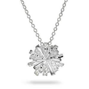 Bilde av 49821 Smykke i sølv midnattssol