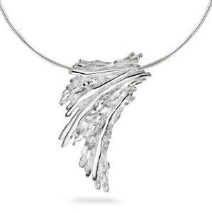 Bilde av 49809 Smykke i sølv nordlys