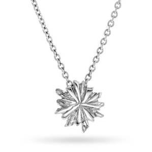 Bilde av 49820 Smykke i sølv midnattssol