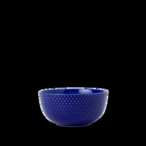 Bilde av Rhombe Color Bowl Ø13 cm Mørk Blå