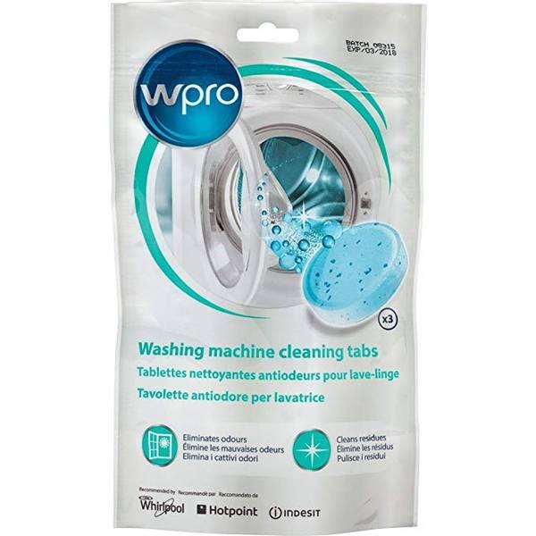Bilde av Rensetabletter til vaskemaskin