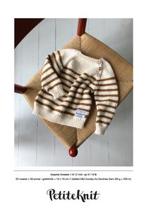 Bilde av PetiteKnit Seaside Sweater