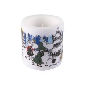 Bilde av Mummi kubbelys - Winter forest, liten