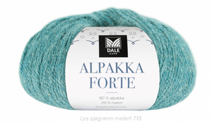 Bilde av Alpakka Forte