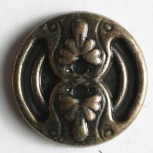Bilde av Metallknapp, 18mm kobber