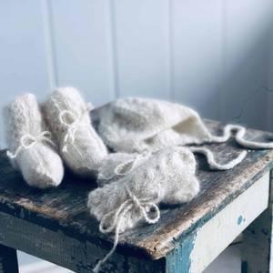 Bilde av Strikkepakke Sokker/votter/lue Barn