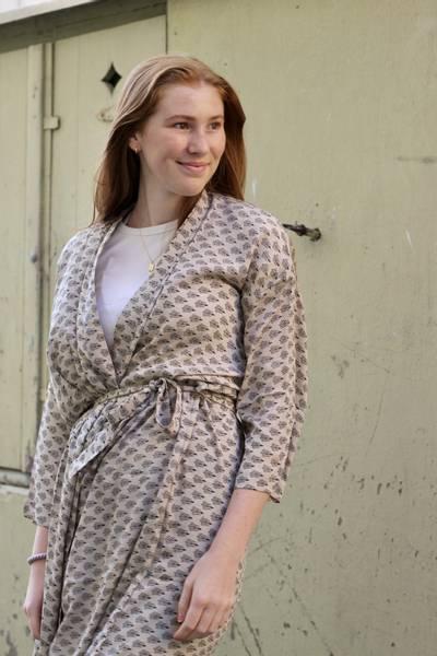 Bilde av Vintage silke kimono - Susie