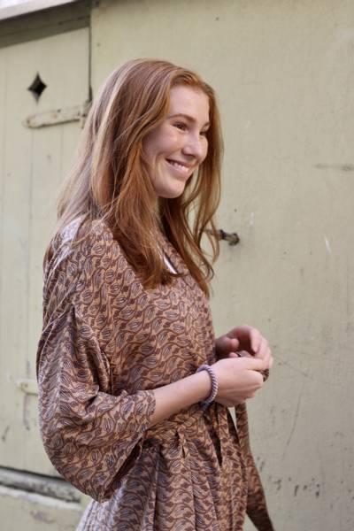 Bilde av Vintage silke kimono - Hanne