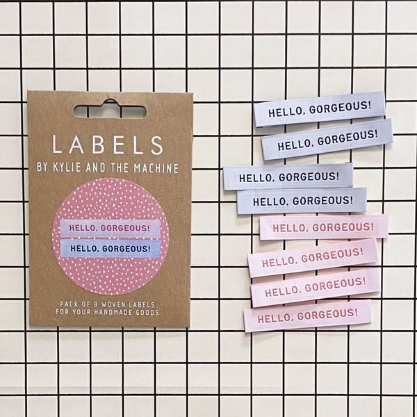 Bilde av Labels - Hello Gorgeous