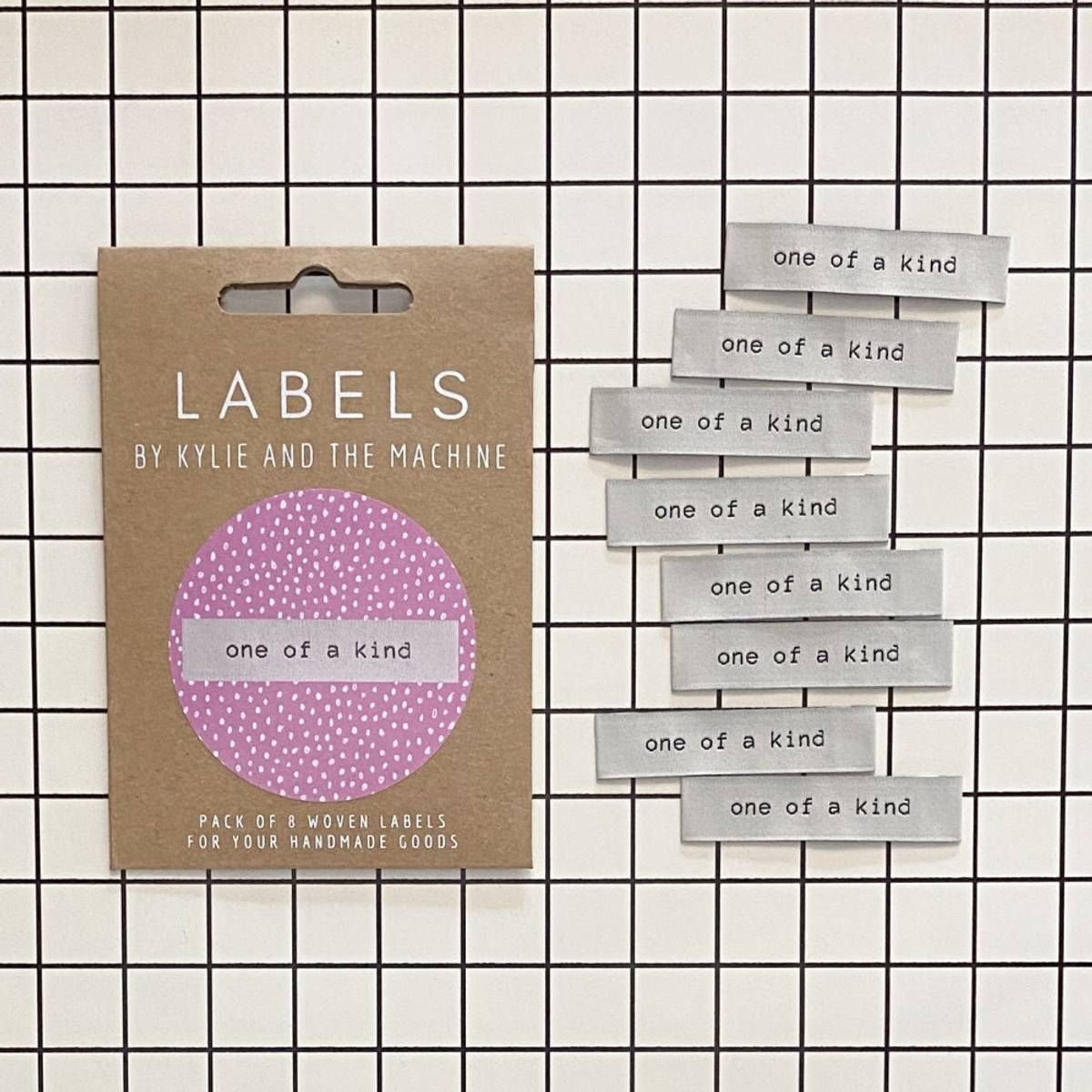 Labels - One of a kind