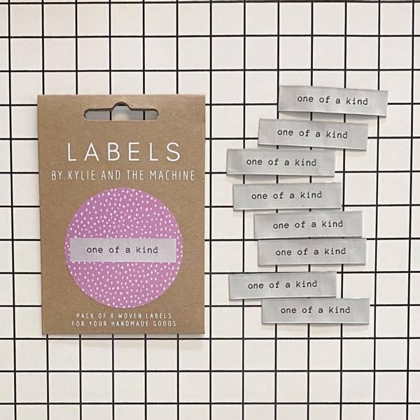 Bilde av Labels - One of a kind
