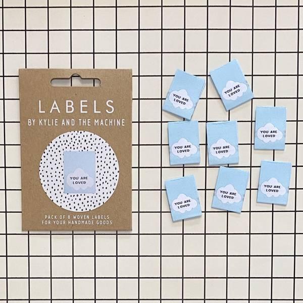 Bilde av Labels - You are loved