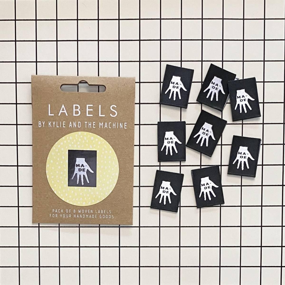 Labels - Handmade