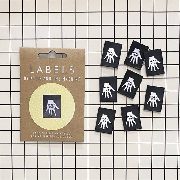 Bilde av Labels - Handmade