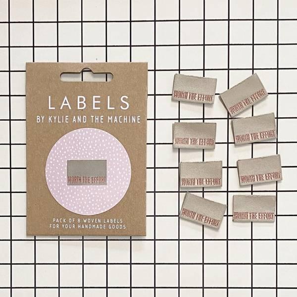 Bilde av Labels - Worth the effort