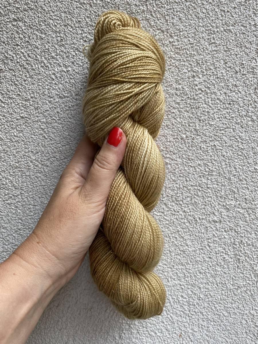 Merino med gull - Blond