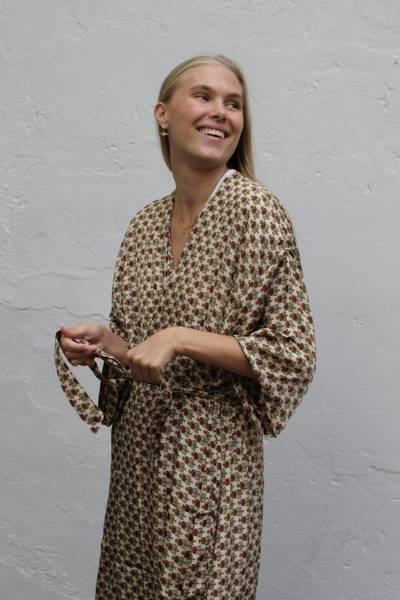 Bilde av Vintage silke kimono - Kari