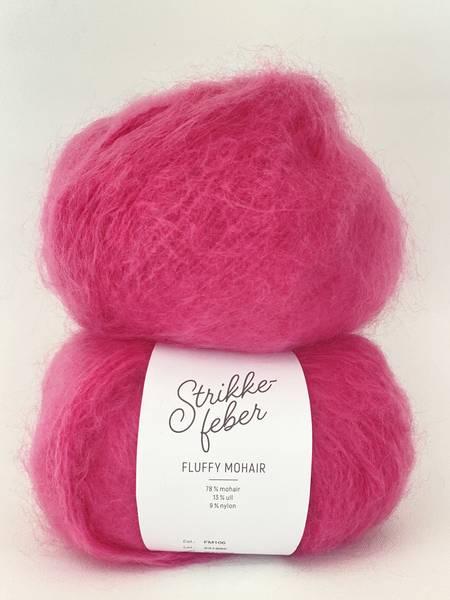Bilde av Fluffy Mohair - Very Pink