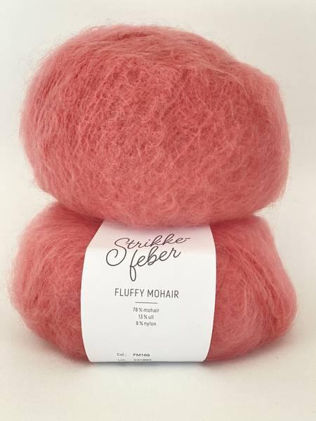 Bilde av Fluffy Mohair - Peach Pink