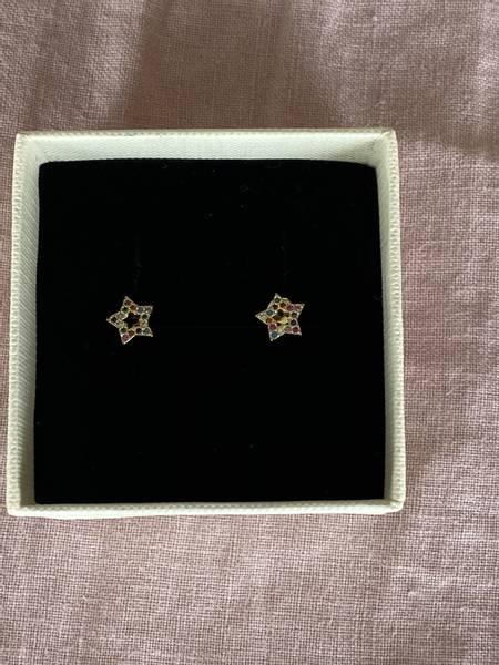 Bilde av Øredobber med stjerner