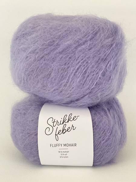 Bilde av Fluffy Mohair - Lavendel