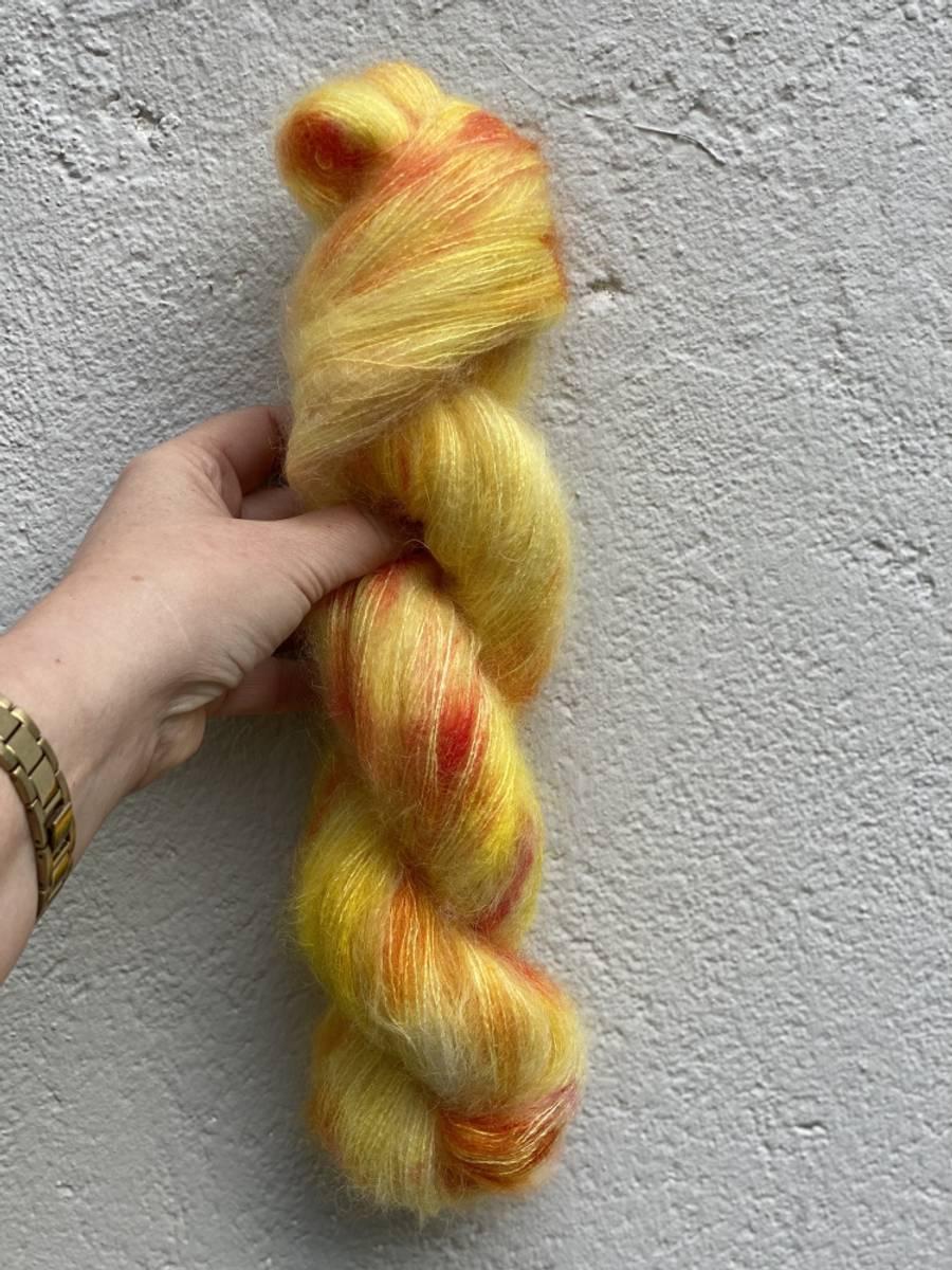 Silk Mohair - Sol