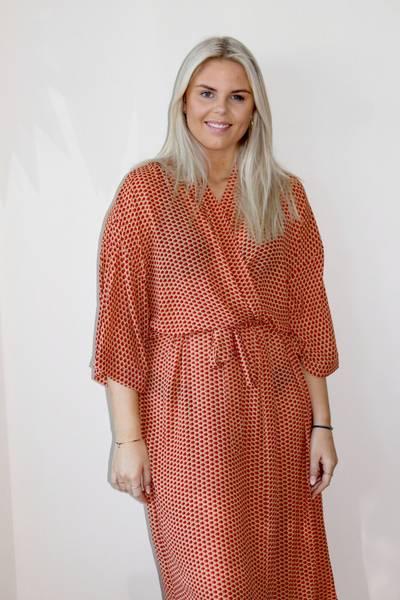 Bilde av Vintage silke kimono - Milla