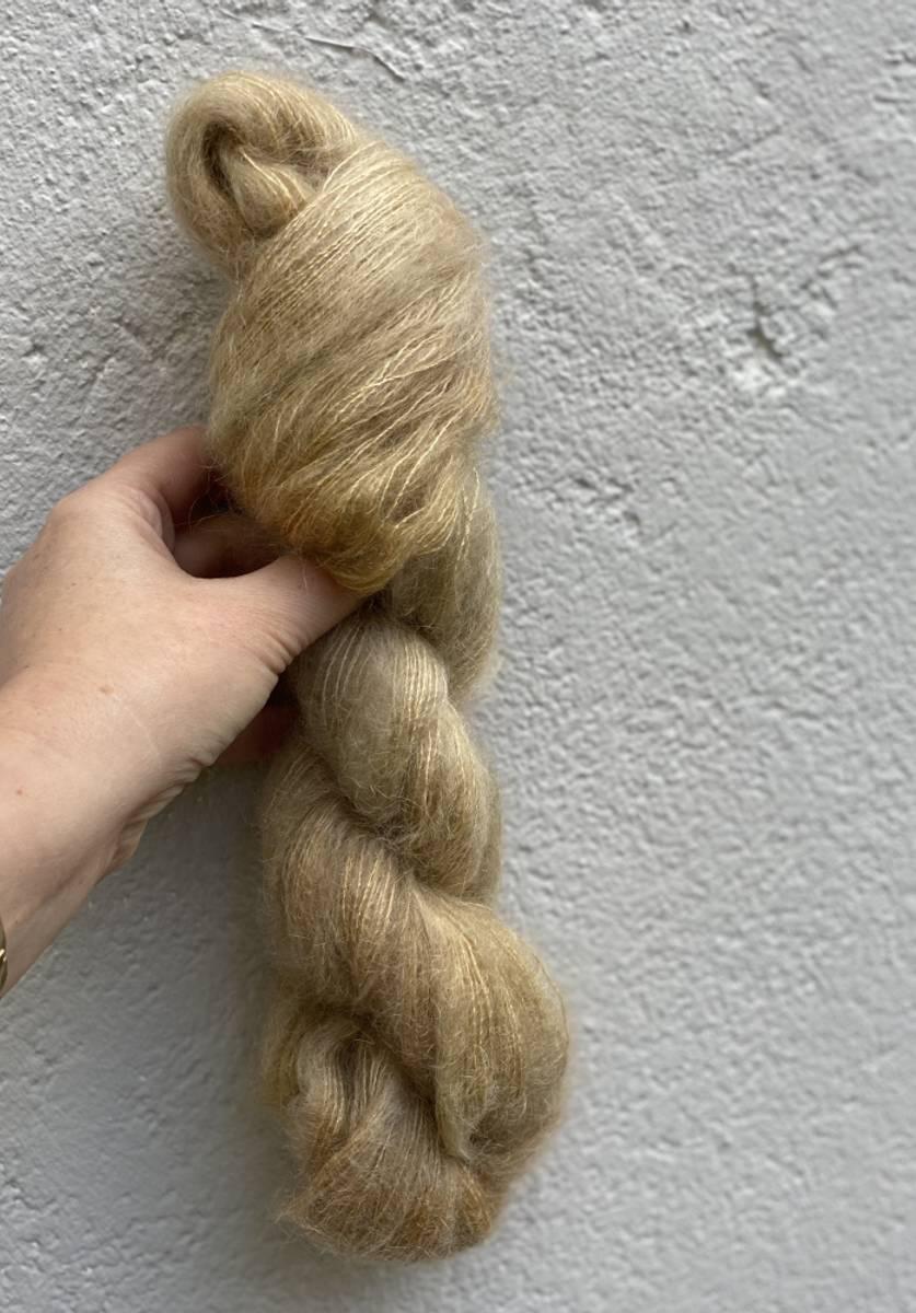 Silk Mohair - Blond