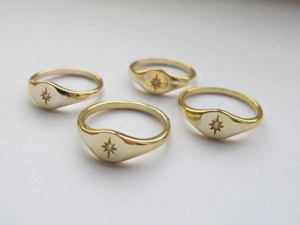 Bilde av Ringer med stjerne